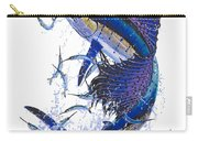 Sailfish Carry-all Pouch by Carey Chen