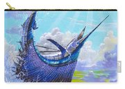 Sailfish Football Off0030 Carry-all Pouch by Carey Chen