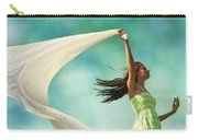 Sailing A Favorable Wind Carry-all Pouch