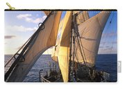 Sailing Boats Kruzenshtern Carry-all Pouch by Anonymous