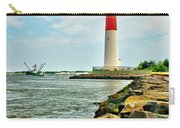 Sailing By Barnegat Light Carry-all Pouch