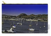Sailing Conwy Harbor Carry-all Pouch