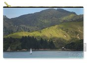 Sailing Cook Strait Carry-all Pouch