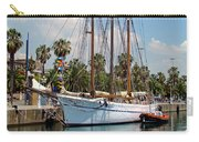 Sailing In Barcelona Carry-all Pouch