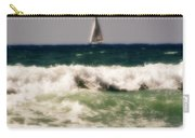 Sailing In California Carry-all Pouch