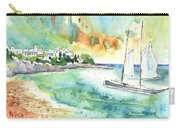 Sailing In Saint Martin Carry-all Pouch