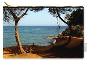 Sailing In Solitude Carry-all Pouch