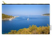 Sailing In The Adriatic Carry-all Pouch