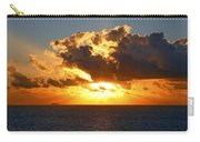 Sailing Into The Sunrise Carry-all Pouch