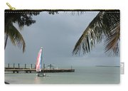 Sailing Key Largo Carry-all Pouch