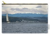 Sailing Lake Taupo Carry-all Pouch