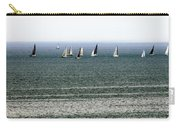 Sailing On Lake Erie Carry-all Pouch
