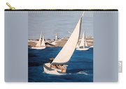 Sailing On San Francisco Bay Carry-all Pouch