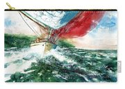 Sailing On The Breeze Carry-all Pouch