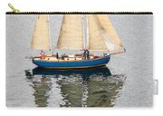 Sailing Puget Sound Carry-all Pouch