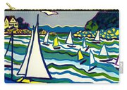Sailing School Manchester By-the-sea Carry-all Pouch