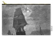 Sailing Ship, 1880 Carry-all Pouch