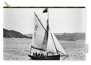 Sailing Ship Cutter Carry-all Pouch