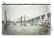 Sailing Sketch Photo Carry-all Pouch