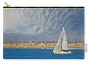 Sailing The Blues Away  Carry-all Pouch