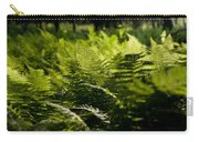 Sailing The Fern Sea Carry-all Pouch