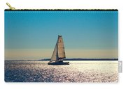 Sailing The Ocean Blue Carry-all Pouch