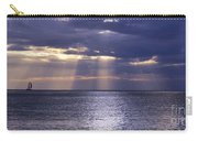Sailing Through The Sun Rays 2. Carry-all Pouch