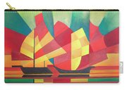 Sails And Ocean Skies Carry-all Pouch