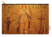 Saint Agnes Carry-all Pouch