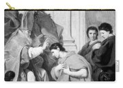 Saint Ambrose (339-397) Carry-all Pouch