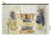 Saint Bede And Saint James Carry-all Pouch
