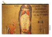 Saint Catherine Of Alexandria Altar Carry-all Pouch