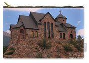 Saint Catherine Of Siena Chapel Carry-all Pouch