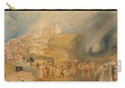 Saint Catherine's Hill Carry-all Pouch