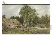 Saint-cenery The Mill Carry-all Pouch