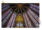 Saint Chapelle Windows Carry-all Pouch