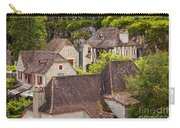 Saint Cirq Rooftops Carry-all Pouch