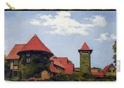 Saint Clements Castle Portland Connecticut Carry-all Pouch