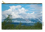 Saint Elias Mountains In Kluane National Park-yk  Carry-all Pouch