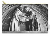 Saint Francis And Saint Dominic Carry-all Pouch
