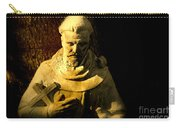 Saint Francis Carry-all Pouch by Susanne Van Hulst