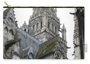 Saint Gatien's Cathedral Steeple Carry-all Pouch