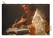 Saint Gregory The Pope Carry-all Pouch