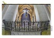 Saint John The Divine Rear Altar View Carry-all Pouch