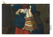 Saint Margaret Of Antioch Carry-all Pouch