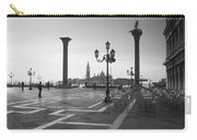Saint Mark Square, Venice, Italy Carry-all Pouch