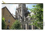 Saint Nazaire Cathedral Autun Carry-all Pouch