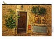 Saint Paul De Vence France Dsc02357 Carry-all Pouch