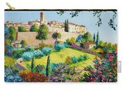 Saint Paul De Vence Carry-all Pouch
