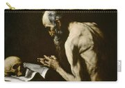 Saint Paul The Hermit Carry-all Pouch